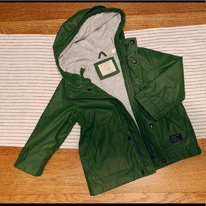 Zara boys raincoat